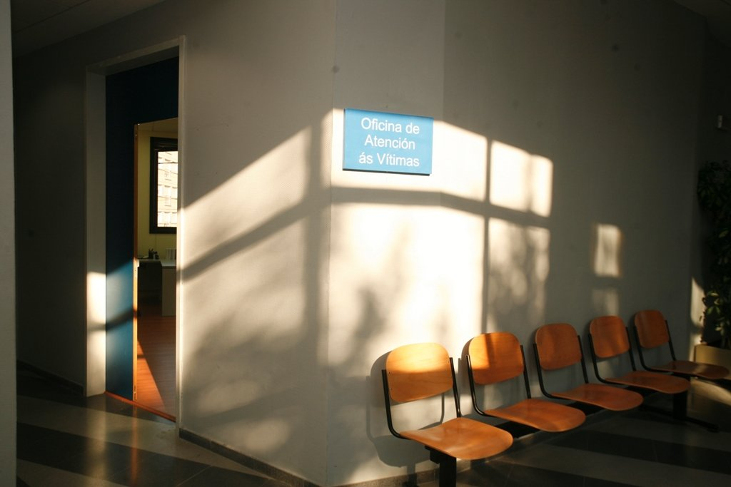 La entrada a la oficina, que funcionará de forma efectiva desde el 2 de enero. horizontal.